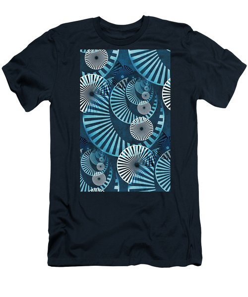 Wheel In The Sky 1 Men's T-Shirt (Athletic Fit)