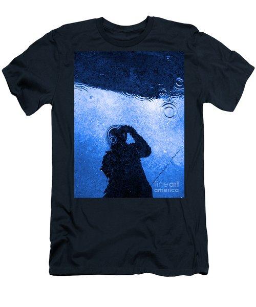 When The Rain Comes Men's T-Shirt (Athletic Fit)