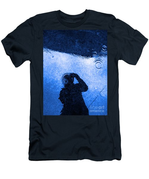 When The Rain Comes Men's T-Shirt (Athletic Fit)