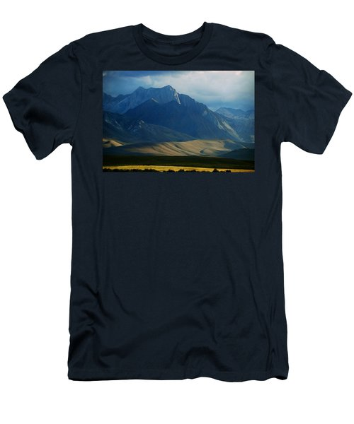 Where The West Commences Men's T-Shirt (Athletic Fit)