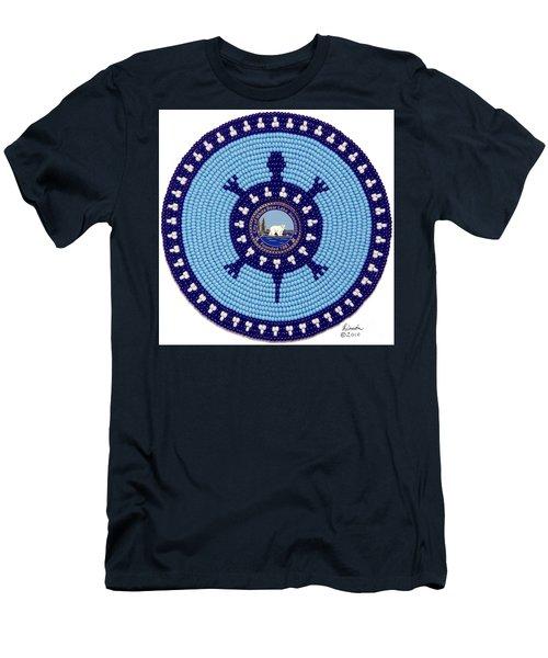 White Bear Lake Men's T-Shirt (Athletic Fit)