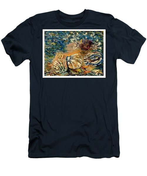 Who's Got The Pearl? Men's T-Shirt (Athletic Fit)