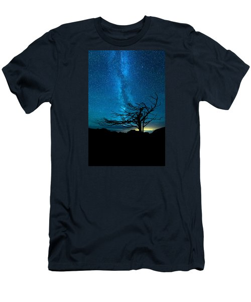 Chance Men's T-Shirt (Slim Fit) by Dustin  LeFevre