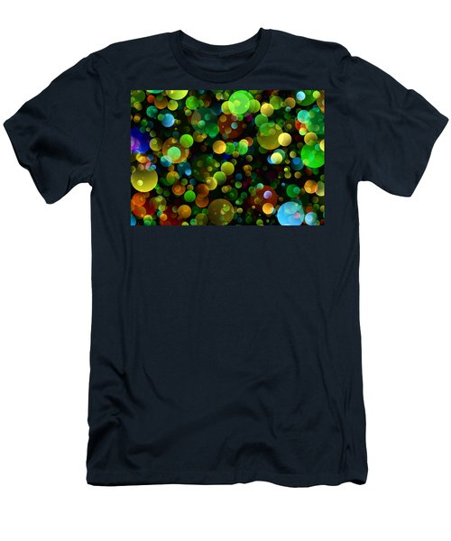 Worlds Without End 3 Men's T-Shirt (Athletic Fit)