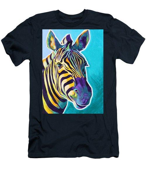 Zebra - Sunrise Men's T-Shirt (Athletic Fit)