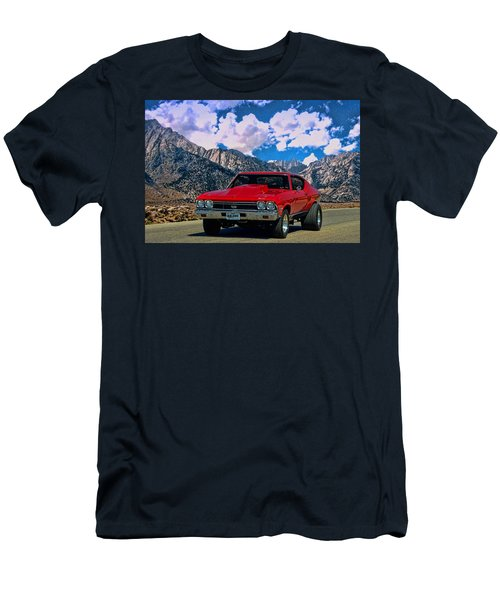 1968 Chevelle Super Sport Men's T-Shirt (Athletic Fit)