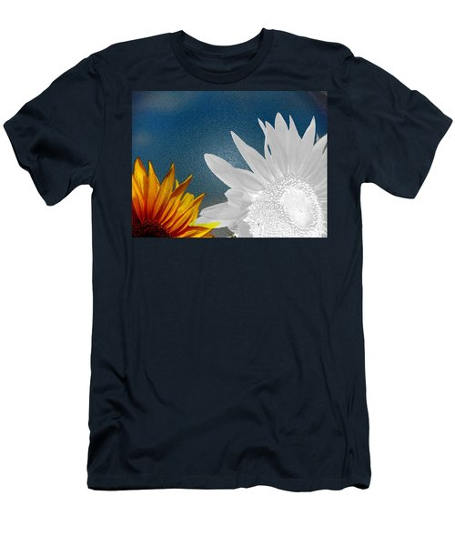 Now And Then  Men's T-Shirt (Slim Fit)
