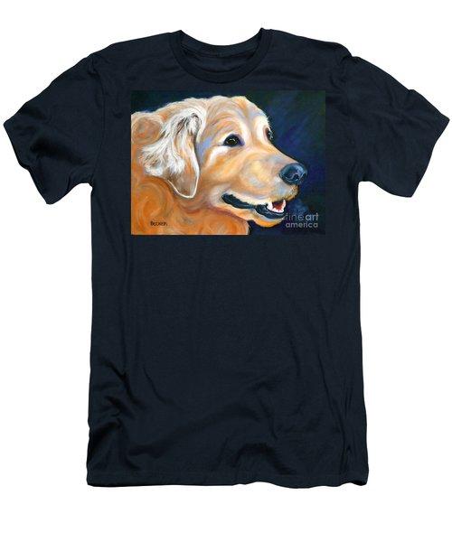 A Golden Adventure Men's T-Shirt (Athletic Fit)
