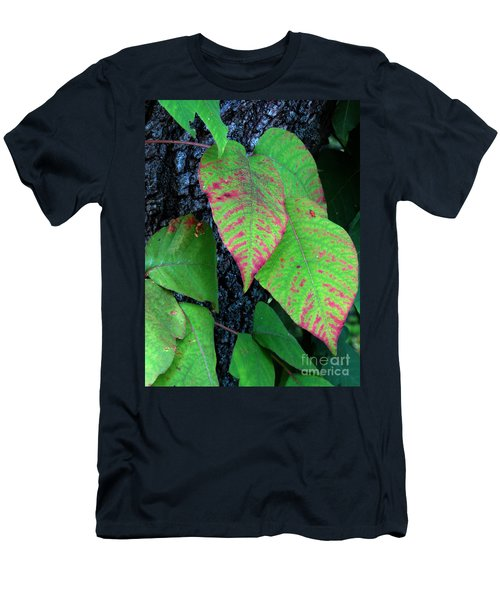 A Touch Of Autumn Men's T-Shirt (Athletic Fit)