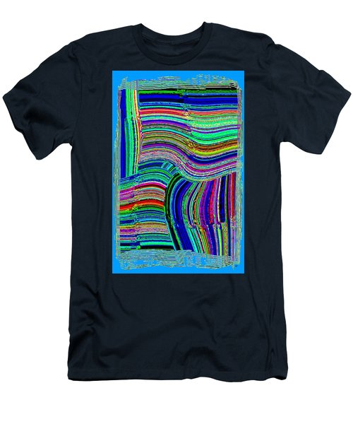Abstract Fusion 78 Men's T-Shirt (Athletic Fit)