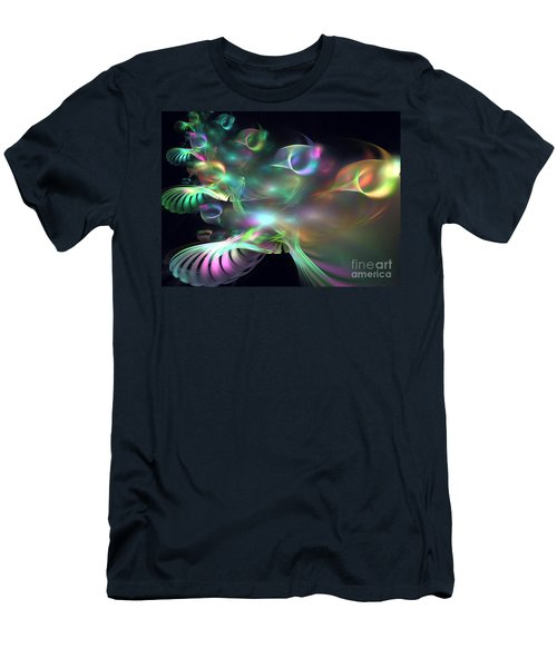 Alien Shrub Men's T-Shirt (Athletic Fit)