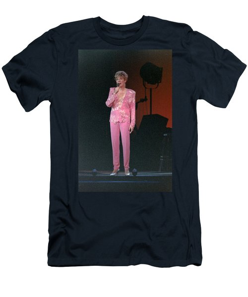 Anne Murray Men's T-Shirt (Slim Fit) by Mike Martin