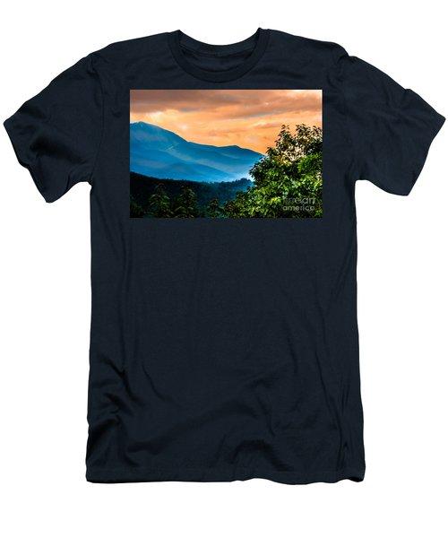 Blue Ridge Men's T-Shirt (Athletic Fit)