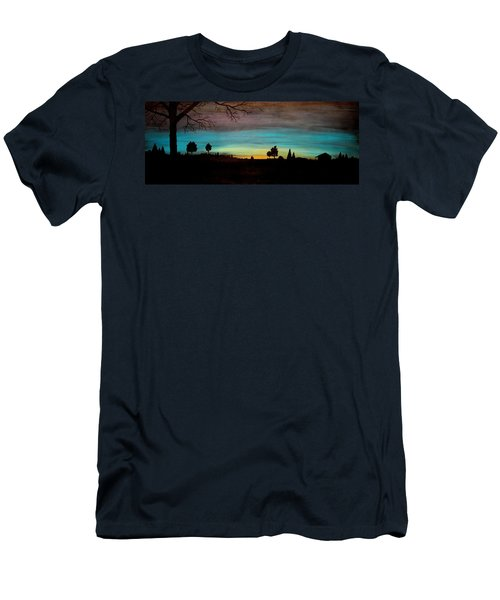 Brock's Cabin Men's T-Shirt (Athletic Fit)