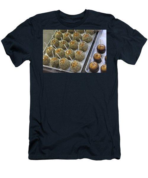 Candy Apples Men's T-Shirt (Slim Fit) by Bill Owen