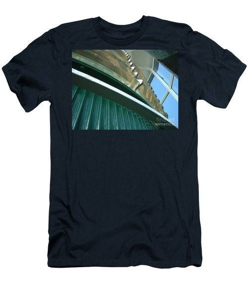 Men's T-Shirt (Slim Fit) featuring the photograph Crystal Lights by Mark Robbins