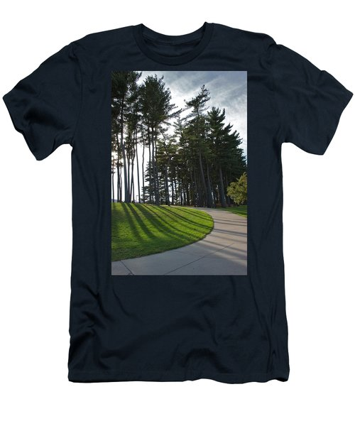 Men's T-Shirt (Slim Fit) featuring the photograph Dramatic by Joseph Yarbrough