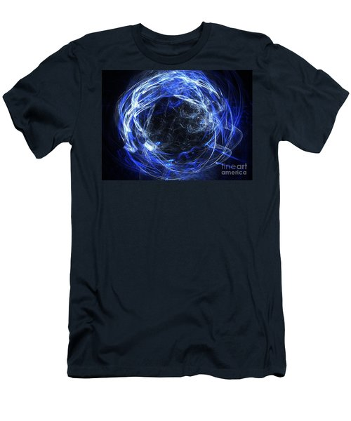 Men's T-Shirt (Slim Fit) featuring the digital art Eternal by Kim Sy Ok