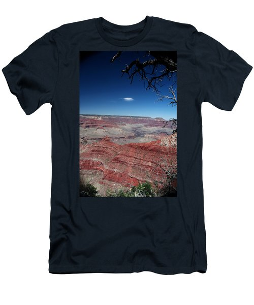 Men's T-Shirt (Slim Fit) featuring the photograph Grand Canyon Number Three by Lon Casler Bixby