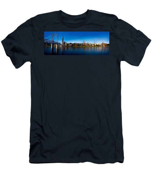 Inverness Waterfront Men's T-Shirt (Athletic Fit)
