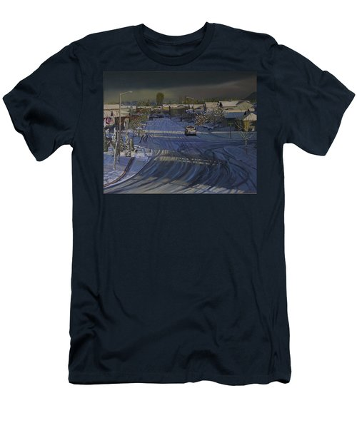 Late Afternoon Sun Men's T-Shirt (Athletic Fit)
