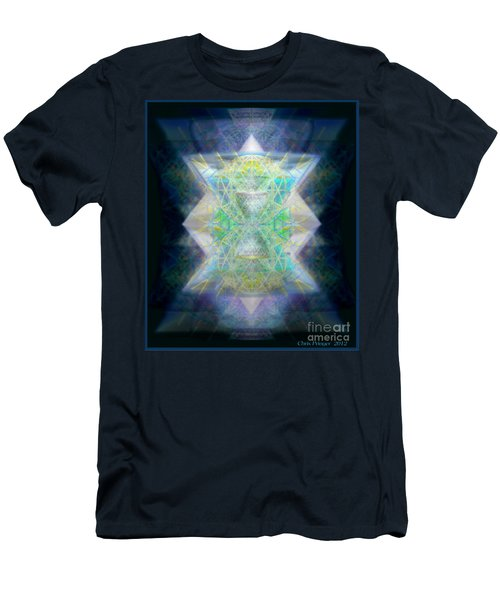 Love's Chalice From The Druid Tree Of Life Men's T-Shirt (Athletic Fit)