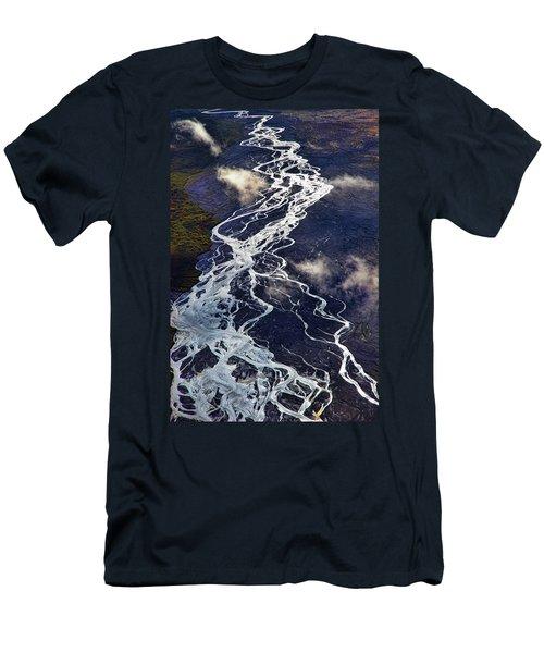 Mckinley Quicksilver Men's T-Shirt (Athletic Fit)