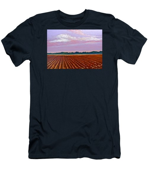 Mississippi Land And Sky Men's T-Shirt (Athletic Fit)