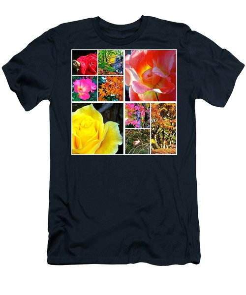 My #9ofpride Collage Men's T-Shirt (Athletic Fit)