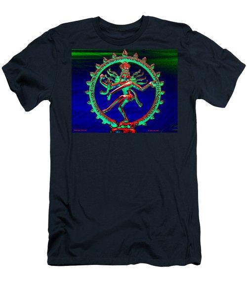 Nataraja Chlorosa Men's T-Shirt (Athletic Fit)