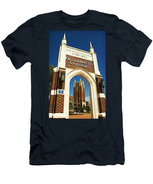 Oklahoma City University Men's T-Shirt (Athletic Fit)