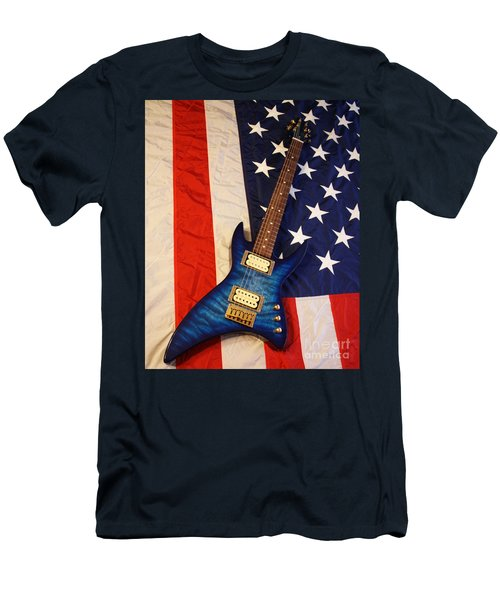 One Of A Kind...  Made In The U. S. A. Men's T-Shirt (Slim Fit) by Tony Cooper