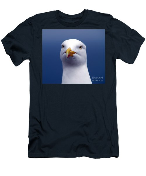 One Strange Bird Men's T-Shirt (Athletic Fit)