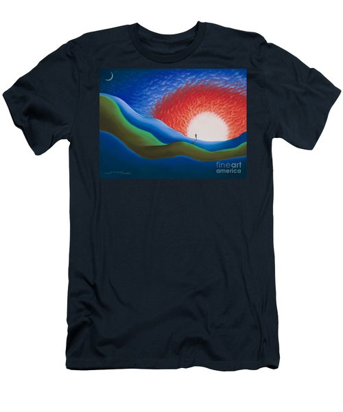 Out Of The Sun Men's T-Shirt (Athletic Fit)