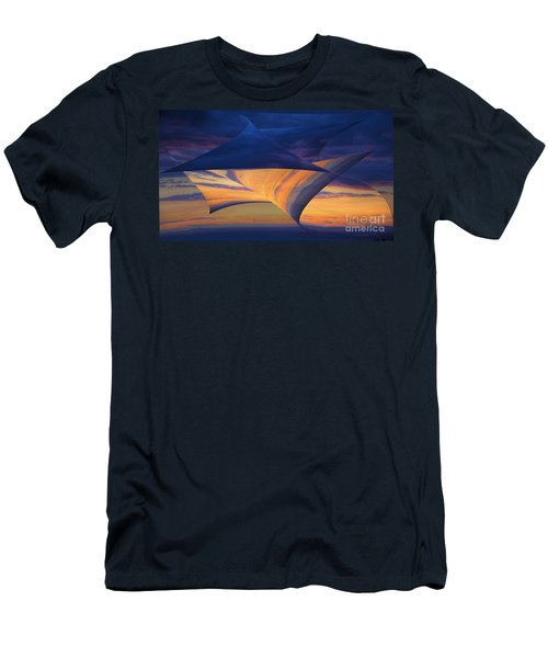 Peeling Back The Layers Men's T-Shirt (Athletic Fit)