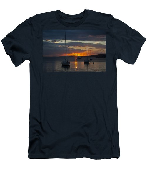 Perfect Ending In Puerto Rico Men's T-Shirt (Athletic Fit)