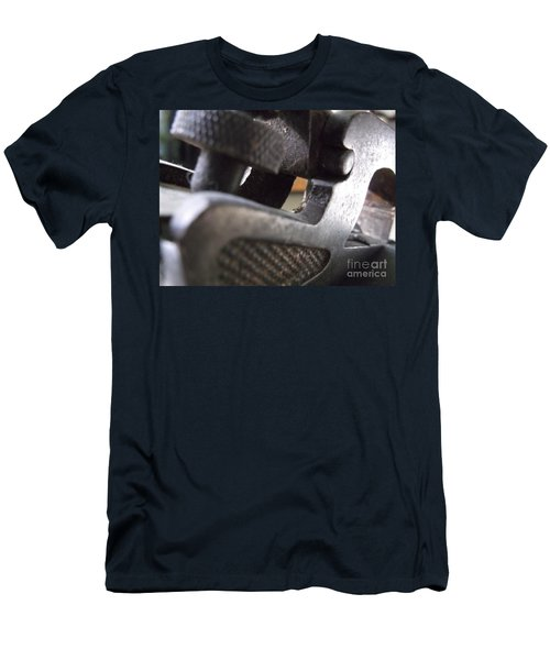 Men's T-Shirt (Slim Fit) featuring the photograph Plane by R Muirhead Art