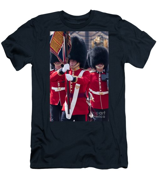 Queens Guards Men's T-Shirt (Athletic Fit)