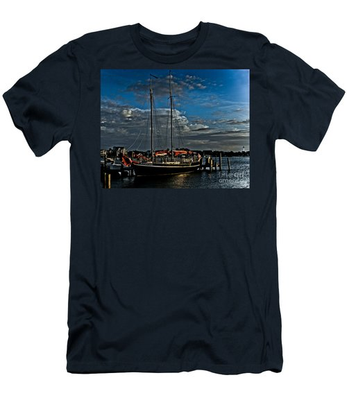 Ready To Sail Men's T-Shirt (Athletic Fit)