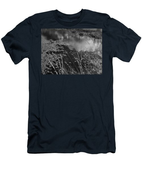 Reflections In The Pond Men's T-Shirt (Athletic Fit)