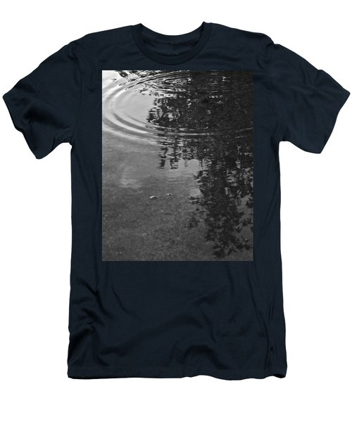Rippled Tree Men's T-Shirt (Slim Fit) by Kume Bryant