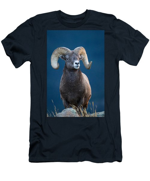 Rocky Mountain Big Horn Men's T-Shirt (Athletic Fit)