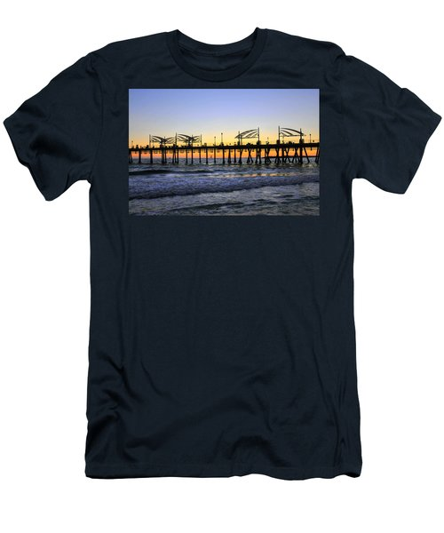 Sail Walk Men's T-Shirt (Athletic Fit)