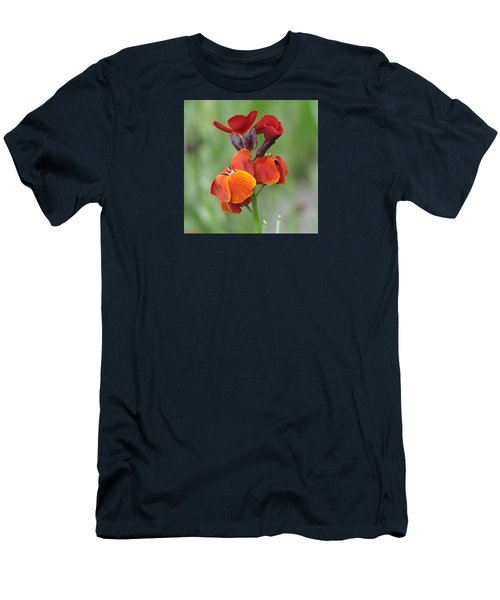 Men's T-Shirt (Slim Fit) featuring the photograph Smooth And Silky by Chris Anderson