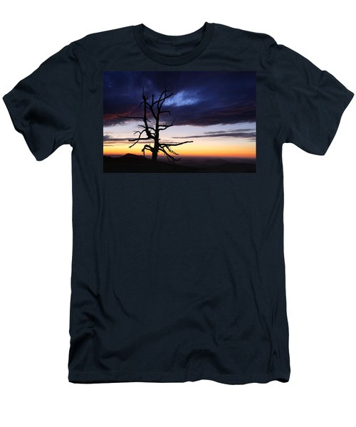 Something Wicked This Way Comes Men's T-Shirt (Athletic Fit)