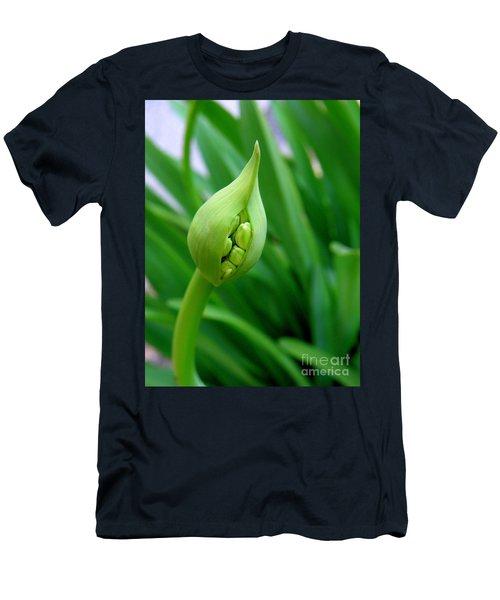 Soon Men's T-Shirt (Athletic Fit)