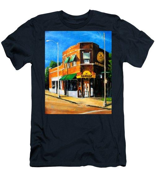 Sun Studio - Day Men's T-Shirt (Athletic Fit)
