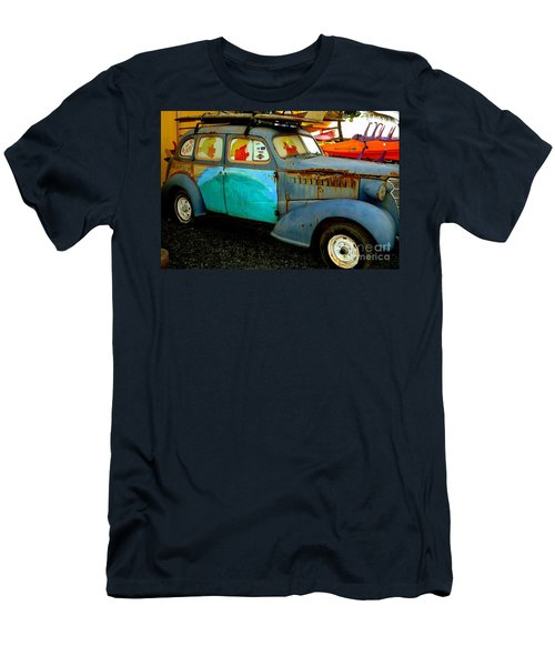 Surf Mobile Men's T-Shirt (Athletic Fit)