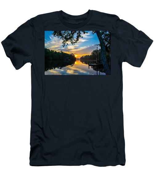 The Calm Place Men's T-Shirt (Athletic Fit)