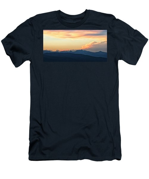 The Idaho Selkirks Men's T-Shirt (Slim Fit) by Albert Seger